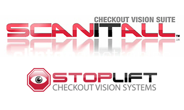 ScanItAll StopLift Checkout Vision Systems