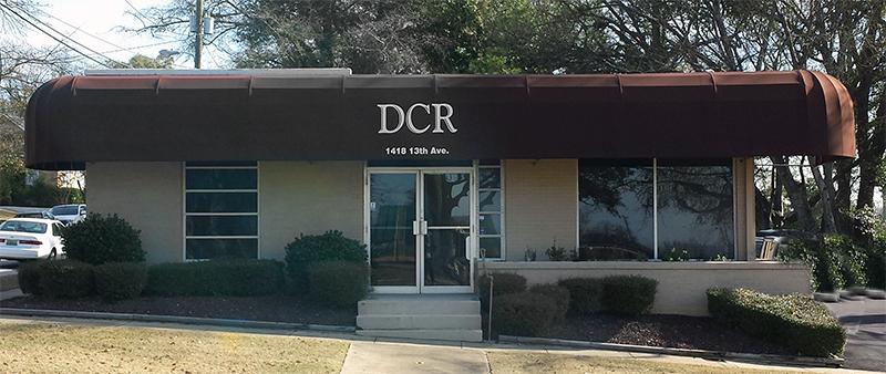 DCR building